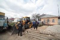 Отключение газа на ул. Шевченко в Туле, Фото: 16