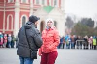 Средневековые маневры в Тульском кремле. 24 октября 2015, Фото: 8