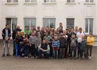 Тульские гонщики из автоклуба R.U.S.71 посетили Яснополянский детский дом, Фото: 13