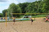 III этап Открытого первенства области по пляжному волейболу среди мужчин, ЦПКиО, 23 июля 2013, Фото: 27