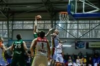Тульские баскетболисты «Арсенала» обыграли черкесский «Эльбрус», Фото: 22