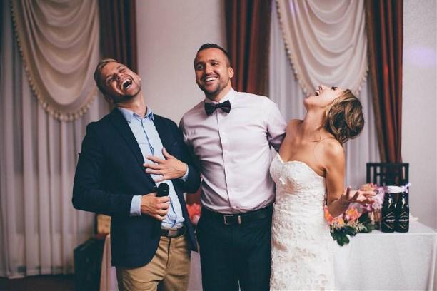 Пожелание гостям на свадьбе от ведущего
