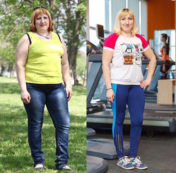 Проекты о похудении россия