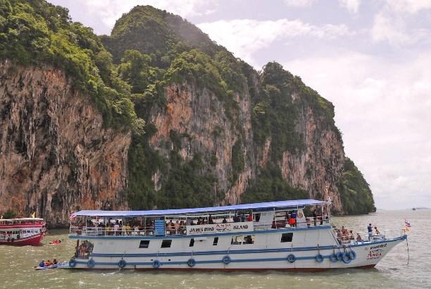 Остров джеймса бонда в тайланде фото