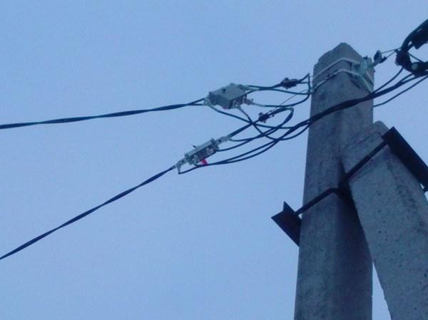 Как обойти счетчик электроэнергии на столбе с помощью рамки