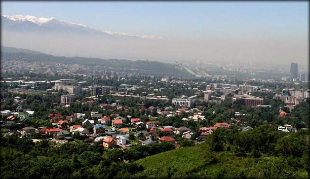 Южная столица казахстана