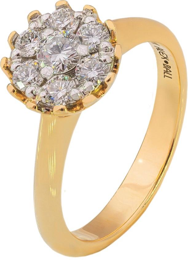 Кольцо в подарок от свекрови 900